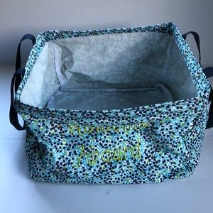 "Thirty-one ""Welcome Aboard"" organizer tote, GUC"